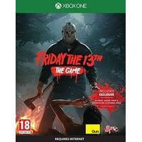 Image of Friday the 13th The Game