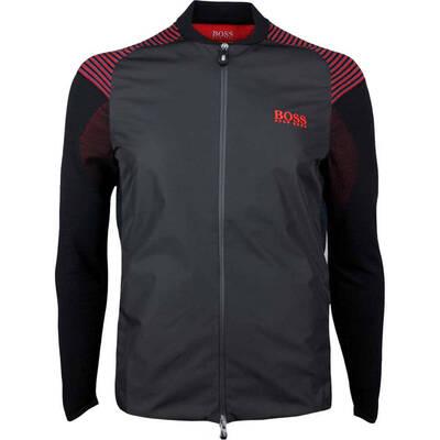 Hugo Boss Golf Jacket Zelot Pro Black SS18