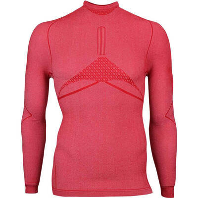 Megmeister Golf Base Layer Drynamo Low Neck Red 2017