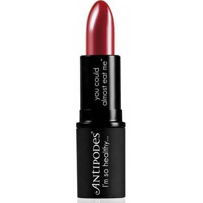 Antipodes Orient Bay Plum Lipstick 4g