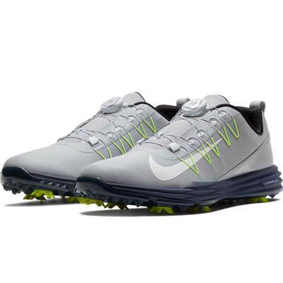 Nike Golf Shoes Lunar Command 2 BOA Wolf Grey 2018
