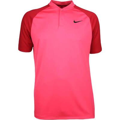 Nike Golf Shirt NK Dry Momentum Blade Tropical Pink SS18