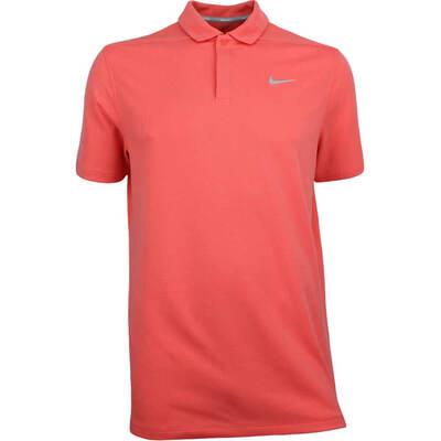 Nike Golf Shirt Aeroreact Victory Rush Coral SS18