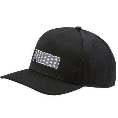 Puma Golf Cap Go Time Snapback Black AW18