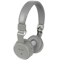 Bluetooth Wireless Headphones - Grey