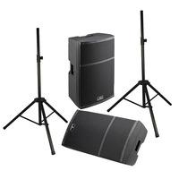 "15"" 2000 Watt Active Speaker System"