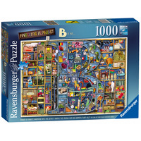 Image of Ravensburger Colin Thompson - Awesome Alphabet B, 1000pc Jigsaw Puzzle