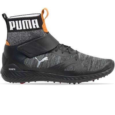 Puma Golf Shoes Ignite PWRADAPT Hi Top Black 2018