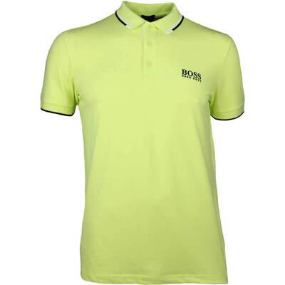 Hugo Boss Golf Shirt Paddy Pro Sunny Lime SP18