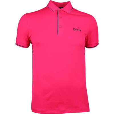 Hugo Boss Golf Shirt Paule MK 1 Virtual Pink SP18