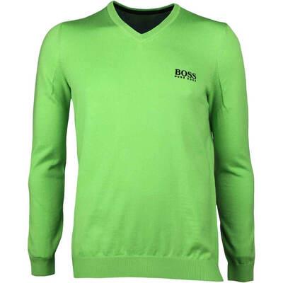 Hugo Boss Golf Jumper Veeh Pro Green Flash SP18