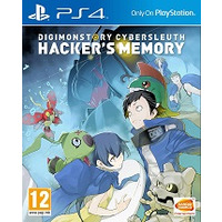 Image of Digimon Story Cyber Sleuth Hackers Memory