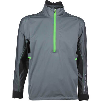 Galvin Green Waterproof Golf Jacket ADEN C KNIT Iron Grey 2018