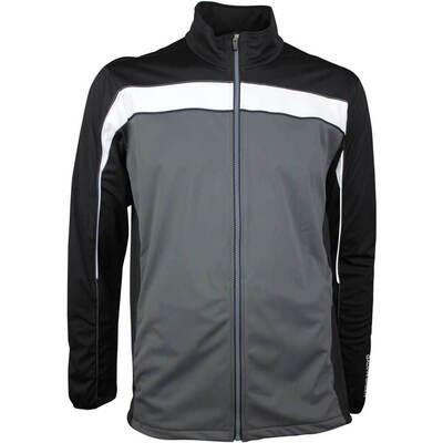 Galvin Green Golf Jacket LEON Interface 1 Iron Grey 2018