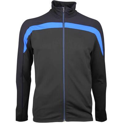 Galvin Green Golf Jacket DAVIS Insula Black Blue SS18
