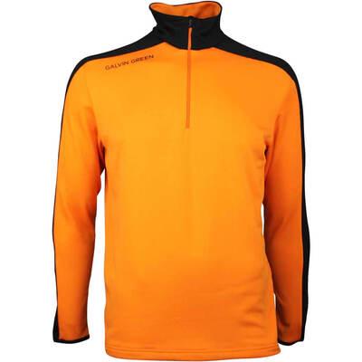 Galvin Green Golf Pullover DEX Insula Orange SS18