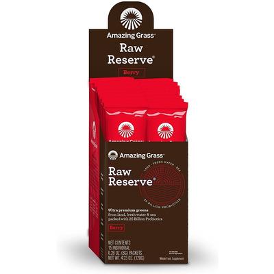 Amazing Grass Raw Reserve Berry 15 Sachets