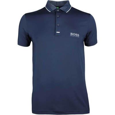 Hugo Boss Golf Shirt Pauletech Pro Nightwatch FA18