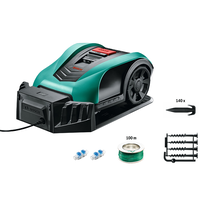 Bosch Indego 350 Connect 26cm (10) Robotic Mower
