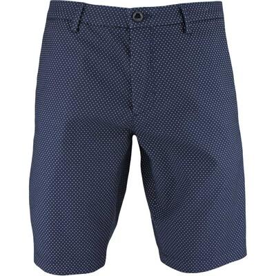 Hugo Boss Golf Shorts Liem 4 W Pindot Chino Nightwatch PF18