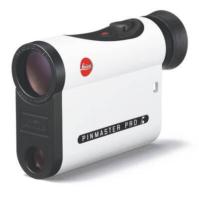 Leica Golf Laser Rangefinder Pinmaster II Pro White 2020