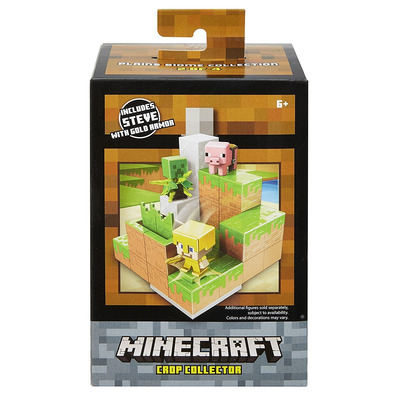 Minecraft Crop Collector Environment Playset
