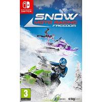 Image of Snow Moto Racing Freedom