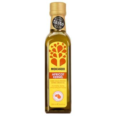 Mokhado Apricot Kernel Oil 250ml