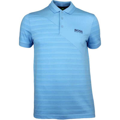Hugo Boss Golf Shirt Paddy Pro 2 Sky Blue FA18