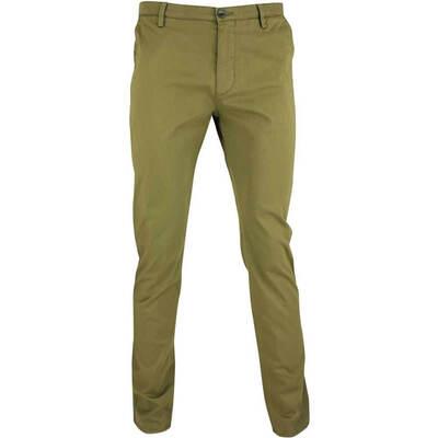 Hugo Boss Golf Trousers Rogan 3 1 Chino Dark Beige FA18