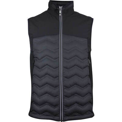 Hugo Boss Golf Gilet Vei Black FA18