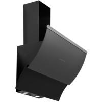 Image of ART28394 90CM BLACK GLASS COOKER HOOD