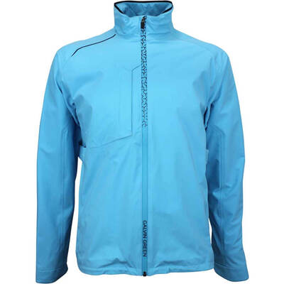 Galvin Green Waterproof Golf Jacket Alfred River Blue AW18