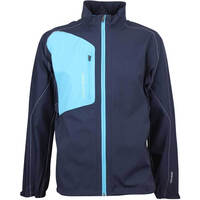 Galvin Green Waterproof Golf Jacket - Angelo Paclite - Navy AW18