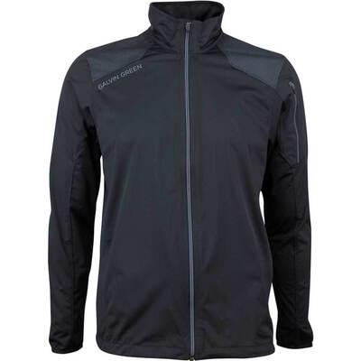Galvin Green Golf Jacket Lance Interface 1 Black AW18
