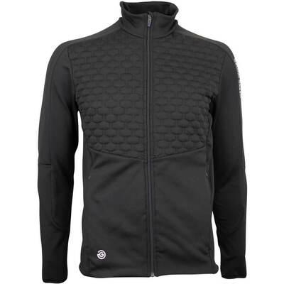 Galvin Green Golf Jacket Darin Insula Black AW18