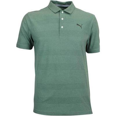 Puma Golf Shirt Aston Laurel Wreath AW18