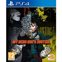 Image of My Hero Ones Justice