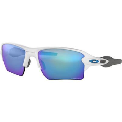 Oakley Golf Sunglasses Flak 20 XL White Sapphire Prizm 2018