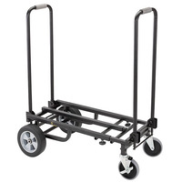 Large Foldable Equipment Cart 730 - 1200mm 200Kg