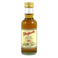 Glenfarclas 25 Year Old 5cl Miniature