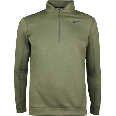 Nike Golf Pullover NK Therma Repel HZ Olive Canvas AW18