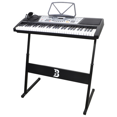 61 Key Electronic Keyboard Set with Headphones & Stand