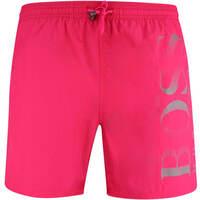 BOSS Swim Shorts Octopus Pink SP19