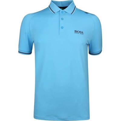 BOSS Golf Shirt Paule Pro 2 Aquarius PS19
