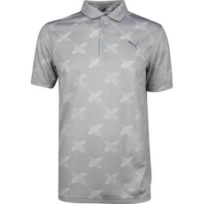 PUMA Golf Shirt Alterknit Palms Quarry LE SS19