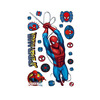 Large Spiderman Wall Sticker Set