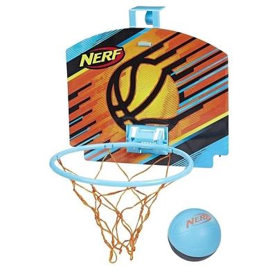 Nerf Sports Nerfoop Basketball Game   Blue
