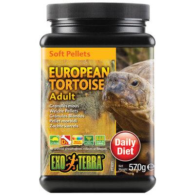 Exo Terra Soft Pellet Tortoise Food