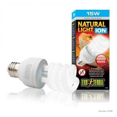 Exo-Terra Natural Light ION Compact